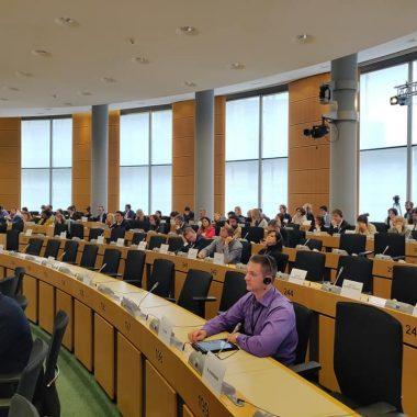 Slyšení Věry Jourové v Bruselu / fotka 2 z 2