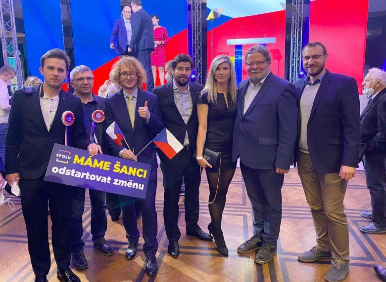Volby na Severu